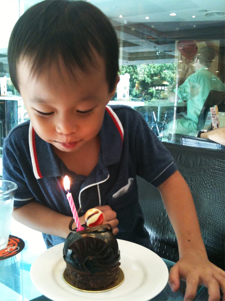 5 Years Old Birthday Boy