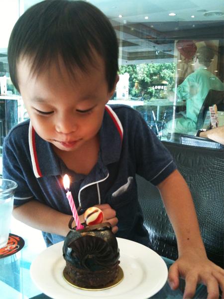 5 Years Old Birthday Boy