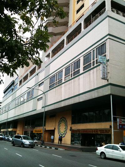 Textile Centre 10